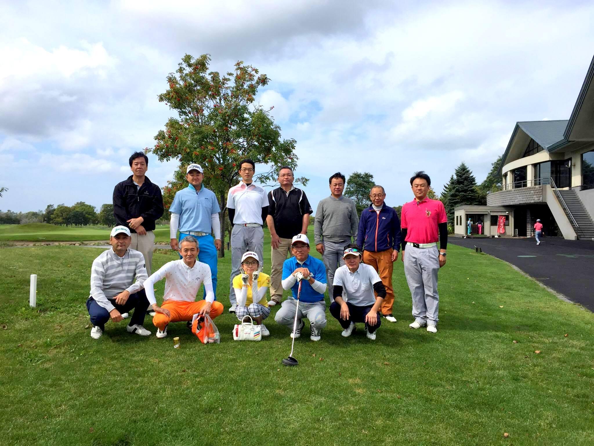 【開催報告】第4回親睦ゴルフコンペ