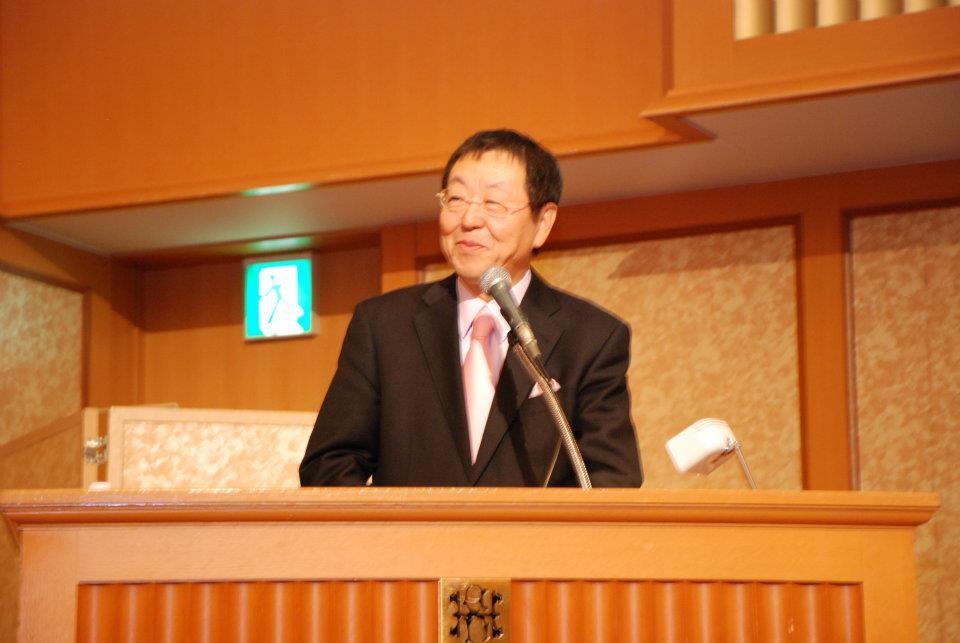 【ご報告】設立記念総会・講演:似鳥昭雄氏